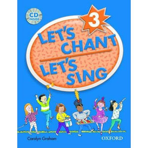 Let´s Chant, Let´s Sing 3 Book + Audio CD Pack