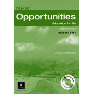 New Opportunities Intermediate Teacher´s Book Pack - Teachers Book Pack - Patricia Mugglestone