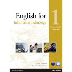 English for IT 1 Coursebook w/ CD-ROM Pack - Maja Olejniczak