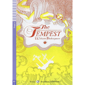 Teen ELI Readers 2/A2: The Tempest + Downloadable Multimedia
