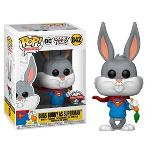 Funko POP Animation: Bugs Bunny 80th - Super Bugs (exklusive Special Edition)