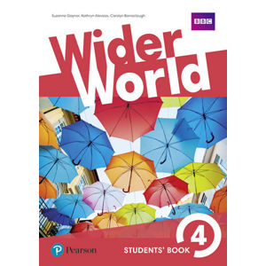 Wider World 4 Students´ Book - Carolyn Barraclough
