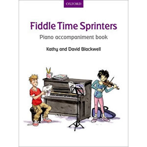 Fiddle Time Sprinters: Piano Accompaniment Book