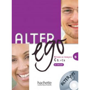 Alter Ego 5 C1/C2 Livre d´éleve + CD Audio Classe Mp3