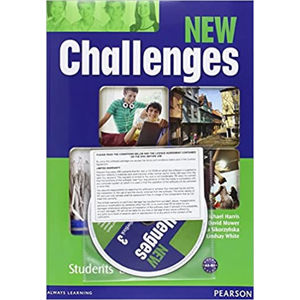 New Challenges 3 Students´ Book w/ ActiveBook Pack
