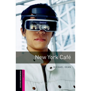 Oxford Bookworms Library Starter New York Cafe with Audio Mp3 Pack (New Edition)