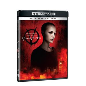 V jako Vendeta 2 Blu-ray (4K Ultra HD + Blu-ray)