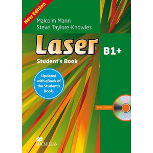 Laser (3rd Edition) B1+: Student´s Book & eBook - Steve Taylore-Knowles