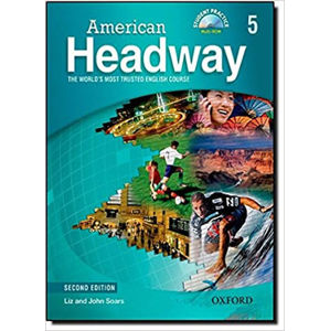 American Headway 5 Student´s Book + CD-ROM Pack (2nd)