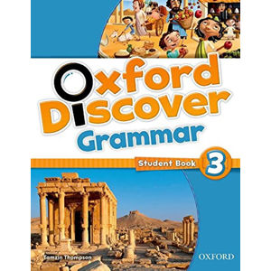 Oxford Discover Grammar 3 SB - Tamzin Thompson