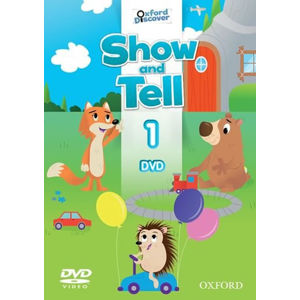 Oxford Discover Show and Tell 1 DVD