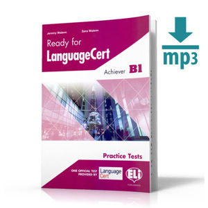Ready for LanguageCert Practice Tests: Achiever (B1): Student´s Book