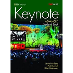 Keynote Advanced Student´s Book with DVD-ROM and Online Workbook Code