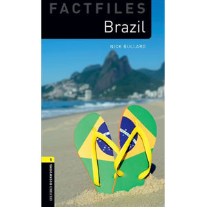 Oxford Bookworms Factfiles 1 Brazil with Audio Mp3 Pack (New Edition)