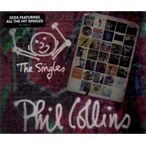 The Singles: Collins Phil - 3CD