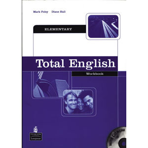 Total English Elementary Workbook w/ CD-ROM Pack (no key) - Workbook without Key Pack - Mark Foley