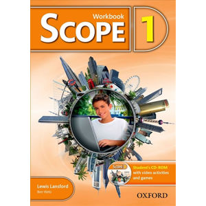 Scope 1 Workbook with CD-ROM Pack