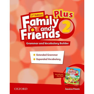 Family and Friends Plus 2 Builder Book (2nd)
