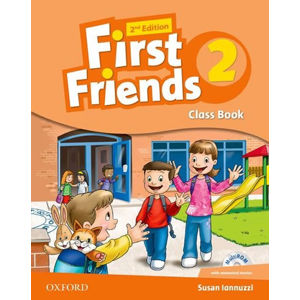 First Friends 2 Course Book with Multi-ROM (2nd) - Susan Iannuzzi