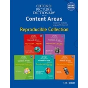 Oxford Picture Dictionary for Content Areas Reproducibles Collection Pack (2nd)