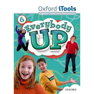 Everybody Up 6 iTools CD-ROM