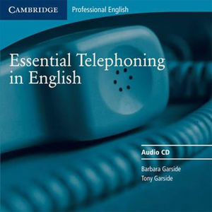 Essential Telephoning in English: Audio CD
