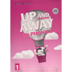 Up and Away in Phonics 1 Book + CD