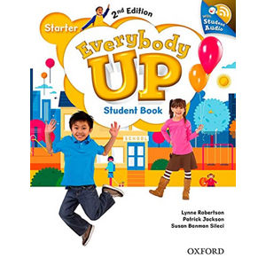 Everybody Up Starter Student Book with Audio CD Pack (2nd)