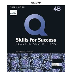 Q Skills for Success 4 Reading & Writing Student´s Book B with iQ Online Practice, 3rd