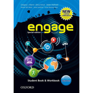 Engage Starter Student´s Book and Workbook Pack
