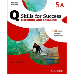 Q Skills for Success 5 Listening & Speaking Student´s Book A (2nd)