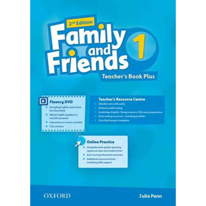 Family and Friends 1 Teacher´s Book Plus (2nd)