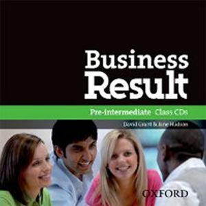 Business Result Pre-intermediate Class Audio CDs /2/