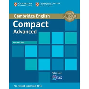 Compact Advanced Teacher´s Book - Peter May