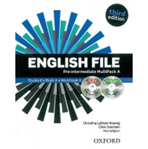 English File Pre-intermediate Multipack A with iTutor DVD-ROM (3rd) - Christina Latham-Koenig, Clive Oxenden