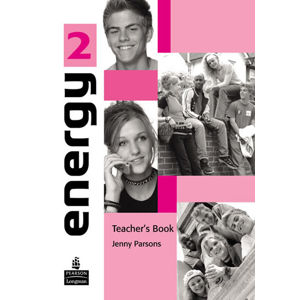 Energy 2 Teacher´s Book w/ Posters - Jenny Pearson