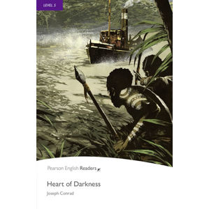 PER | Level 5: Heart of Darkness Bk/MP3 Pack - Joseph Conrad