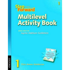 Step Forward 1 Multilevel Activity Book