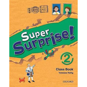 Super Surprise 2 Course Book