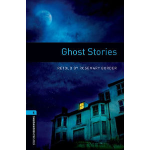 Oxford Bookworms Library 5 Ghost Stories with Audio MP3 Pack (New Edition)