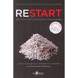 Restart - Jason Fried