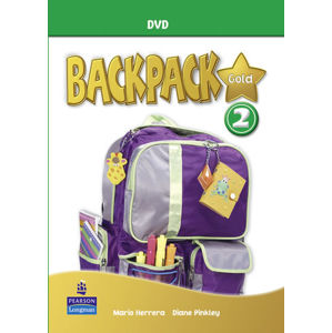 BackPack Gold New Edition 2 DVD - 2nd Revised edition - Diane Pinkley