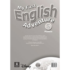 My First English Adventure 2 Posters - Posters - Mady Musiol