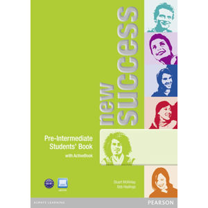 New Success Pre-Intermediate Students´ Book w/ Active Book Pack - Students Book - Stuart McKinlay