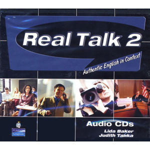 Real Talk 2: Authentic English in Context Class Audio CD - Lida Baker