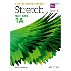 Stretch 1 Student´s Book and Workbook Multipack A