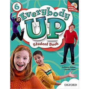 Everybody Up 6 Student´s Book with Audio CD Pack