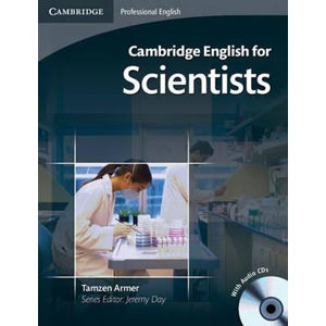 Cambridge English for Scientists Students Book with Audio CDs (2)