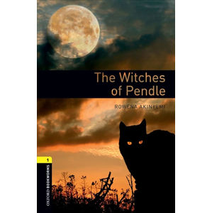 Oxford Bookworms Library 1 Witches of Pendle with Audio Mp3 Pack (New Edition)