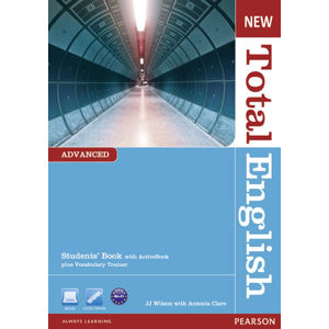 New Total English Advanced Students´ Book w/ Active Book Pack - Antonia Clare